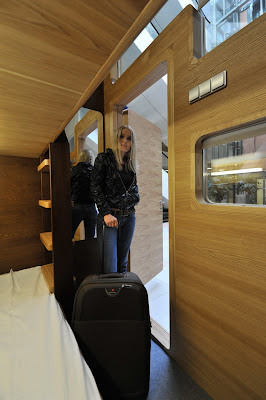 Sleepbox - Portable Hotel Room (10) 3