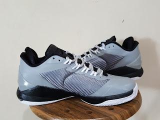 Sepatu Basket Jordan CP3 VIII grey , toko sepatu basket , jual sepatu basket , jual sepatu basket , harga jordan cp3, jordan cp3 VIII