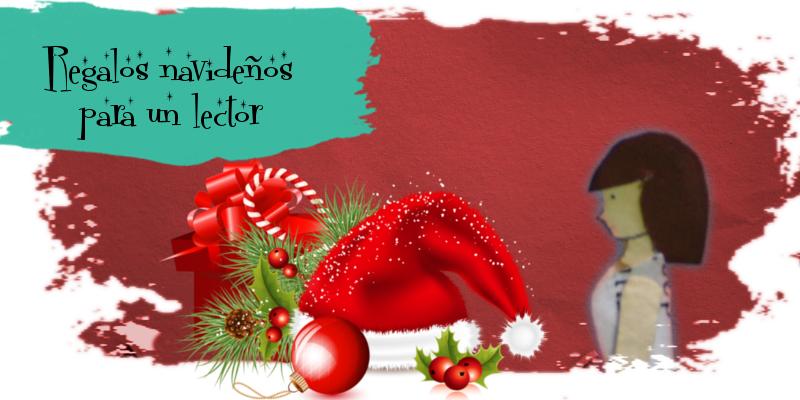 Regalos navideños para un lector