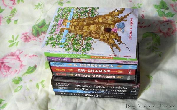 livros, compras, flir