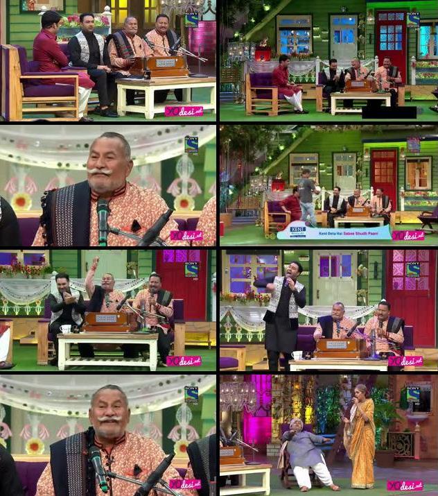 The Kapil Sharma Show 03 July 2016 HDTV 480p
