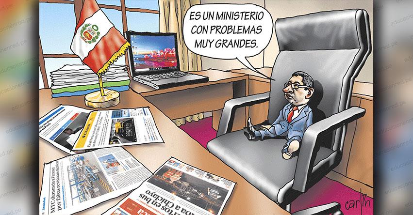 Carlincaturas Martes 9 Abril 2019 - La República