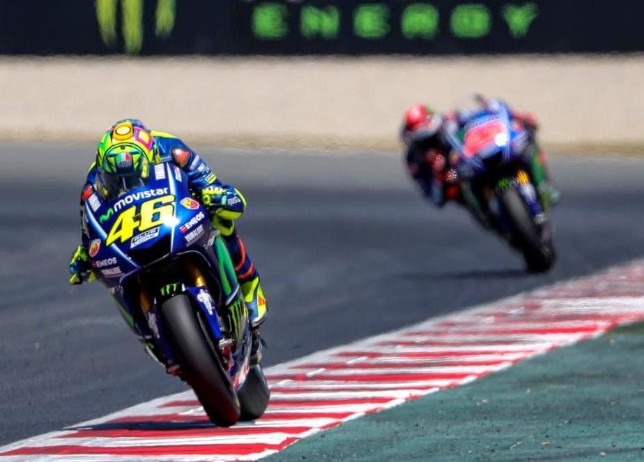 MotoGP 2017 : Start dari urutan buncit, Rossi berharap bisa lebih kompetitif saat race Catalunya nanti !