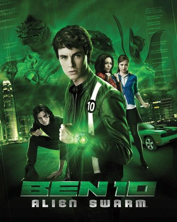 Watch Ben 10: Alien Swarm (2009) Online For Free Full Movie English Stream