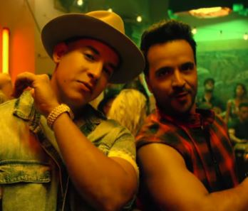 Despacito becomes the most-watched YouTube video of all time with over 3 Billion views