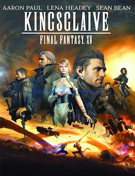 Final Fantasy XV: La Película Poster