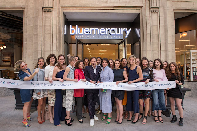 Bluemercury North River Chicago store opening