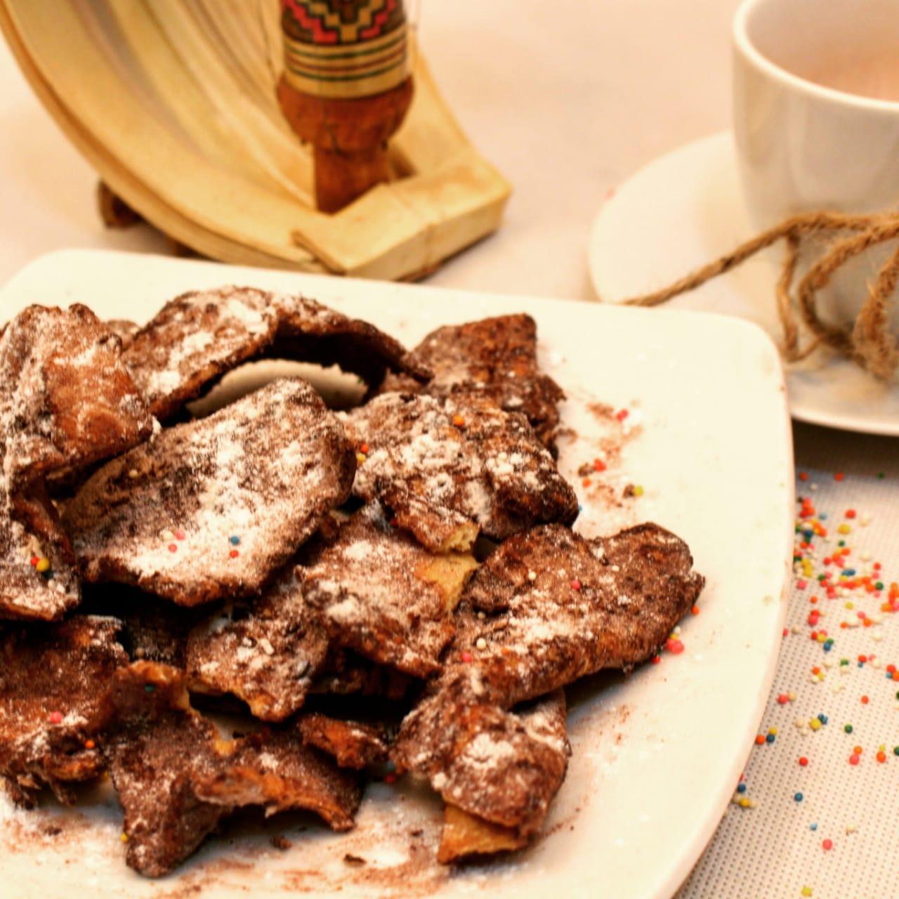 Pikyeum Maranti - Pelopor Keripik Peuyeum Bandung varian rasa coklat