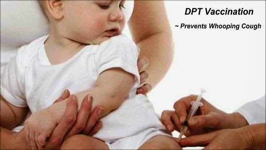Diphtheria, Pertussis and Tetanus (DPT) Immunization
