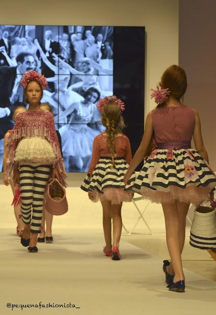 #TeresitaRoyal #modaniña #modaespañola #pasarela #modainfantil #FIMI #KIDSFASHIONWEEK