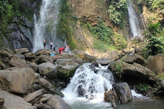 Indahnya Air Terjun Lembah Pelangi Di Lampung, Silahkan Share..!!