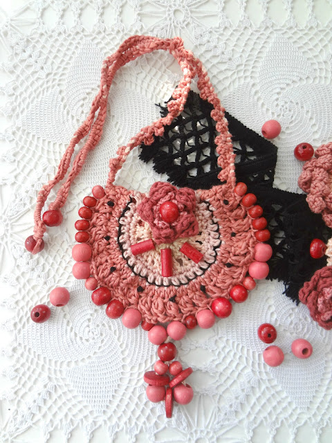 Mix & Match: Sherbet Necklace