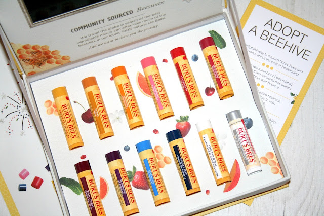 Learning to Flat Lay with Burt's Bees