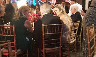 Primeira-Dama Temer se recusa a discursar em Baile das Embaixadas