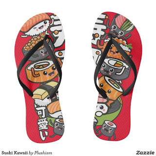 https://www.zazzle.com/sushi_kawaii_flip_flops-256679506011506224