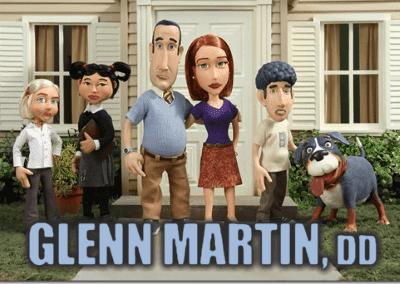 Glenn Martin, Dentista