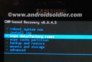 How to update Samsung Galaxy S2 to Kitkat 4.4.4.