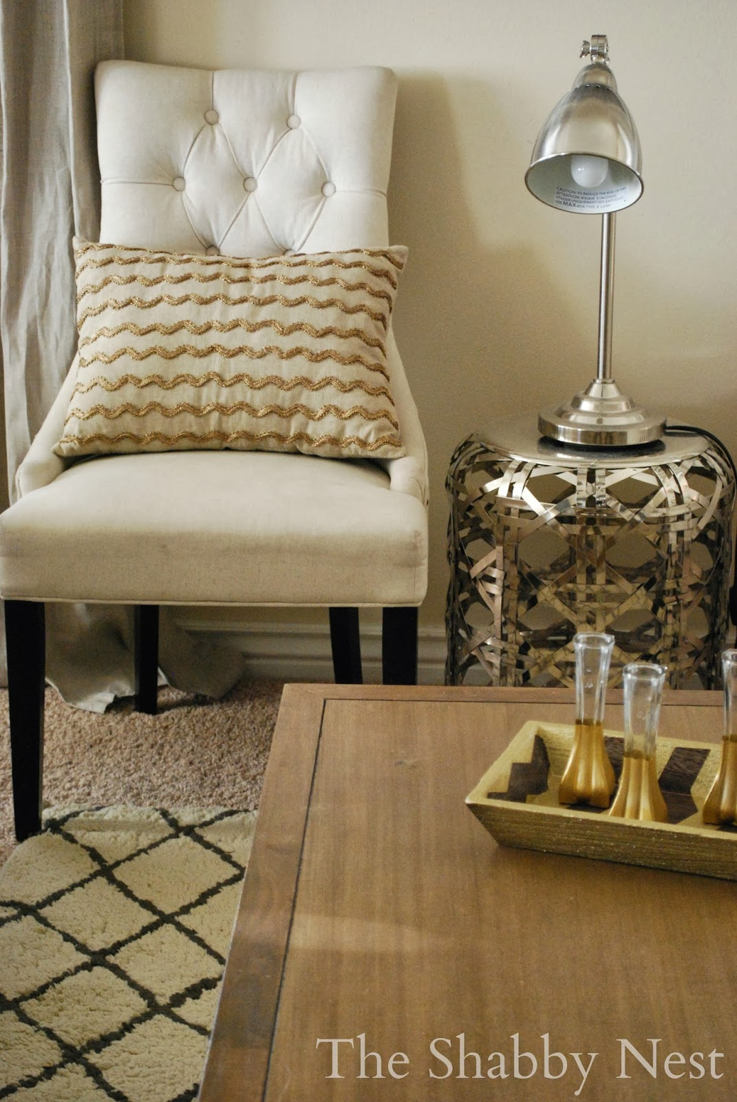 Autumn Living Room Decorating Ideas: Autumn Living And Dining Room Updates~