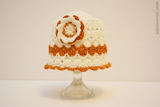 light summer hat crochet pattern free