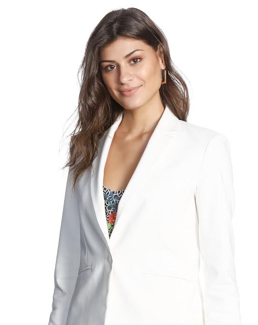 Moda blazer cotton essential