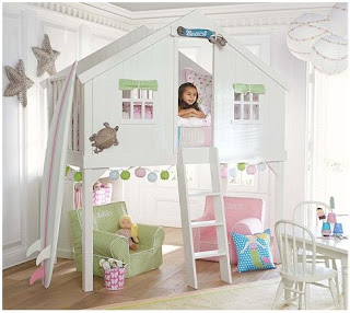Sadie S Chic Web Boutique A Tree House Bed For Your Lofty