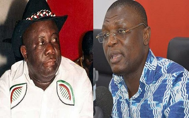 'Only Amidu-Konadu ticket can save NDC' - Lecturer