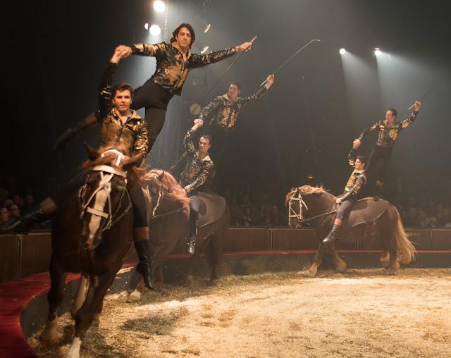 cirque alexis gruss Paris 16eme pegase icare spectacle chevaux ecuyer
