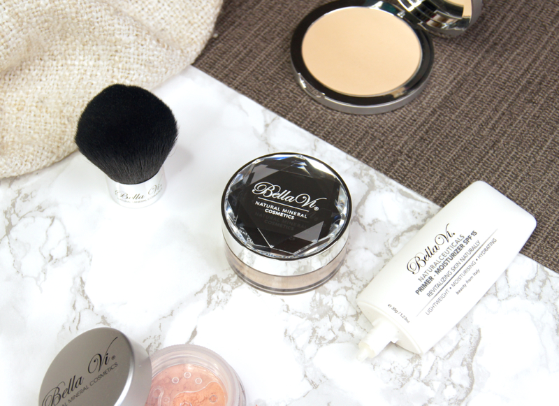 bella vi cosmetics review cruelty-free natural mineral makeup