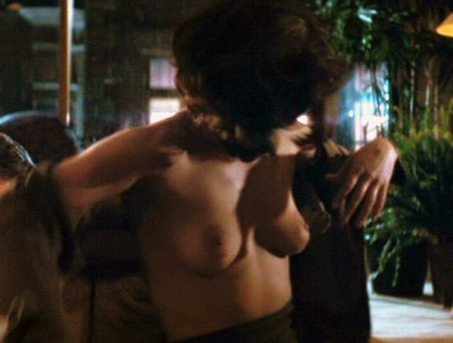 Jeanne tripplehorn sexy hot something is