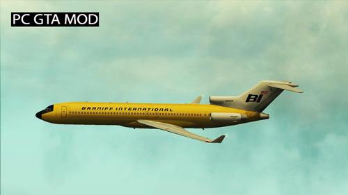 Free Download Boeing Super 27 Mega Mod Pack Mod for GTA San Andreas.