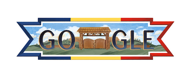 Romania National Day 2016: Google Doodle