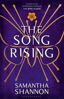 The Song Rising book cover