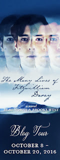 Blog Tour: The Many Faces of Fitzwilliam Darcy by Beau North and Brooke West