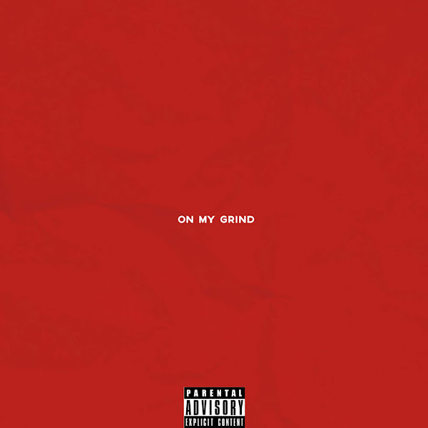 Tunji Ige - On My Grind - Single Cover