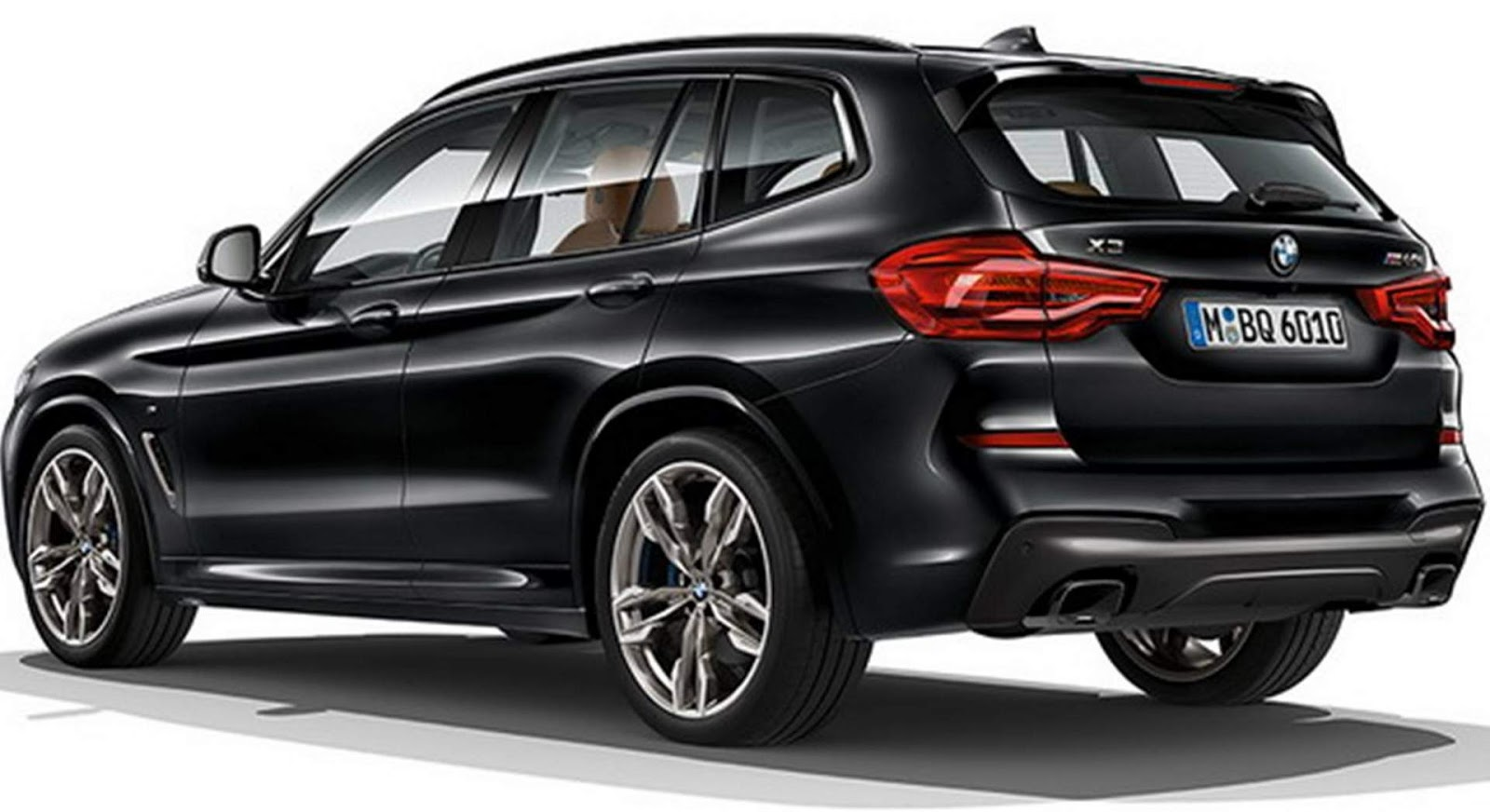 novo bmw x3 2018 v deo fotos e especifica es oficiais. Black Bedroom Furniture Sets. Home Design Ideas
