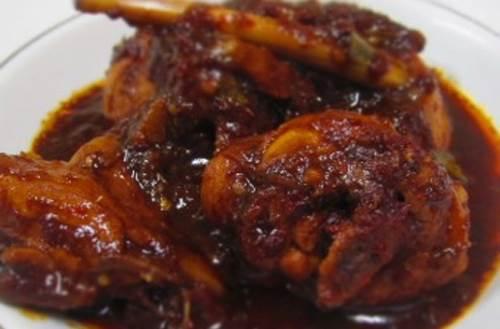 Resepi Ayam Masak Kicap Berkuah Blogopsi