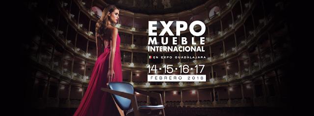 expo mueble internacional expo guadalajara 2018