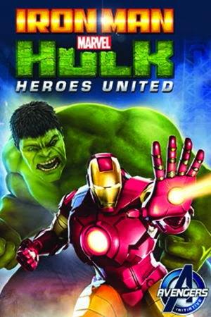 Iron Man y Hulk Heroes Unidos DVDRip Latino