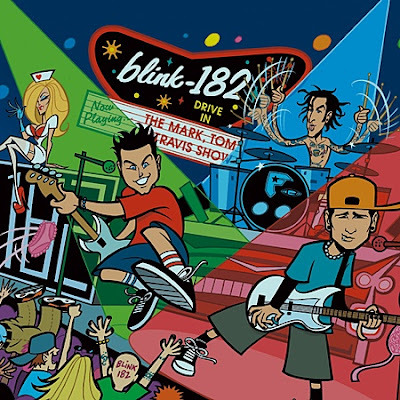 rock music live punk sydney 2000 blink 182 aliens exist