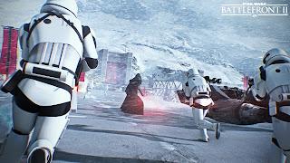 Star Wars Battlefront 2 Xbox 360 Wallpaper