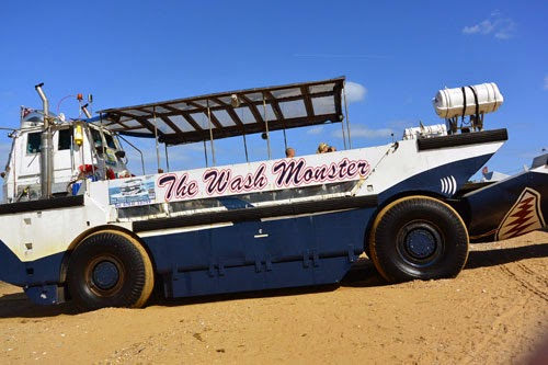 The Wash Monster, Hunstanton