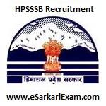 HPSSC Various Post Recruitment