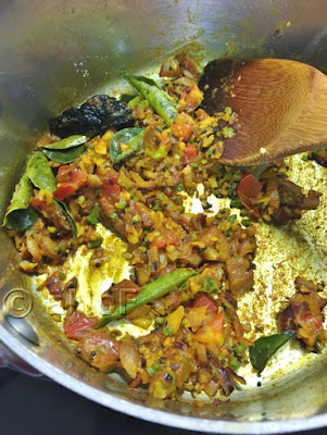 My Tadka Mixture bfor Toor Dal