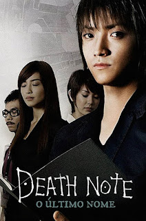 Death Note: O Último Nome - BDRip Dual Áudio