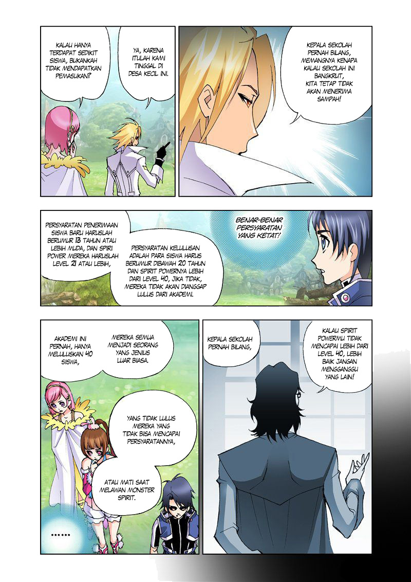 Baca Komik Manga Soul Land Chapter 12 Komik Station