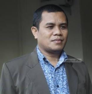 Ketua Pansus, Syarifuddin Saafa.