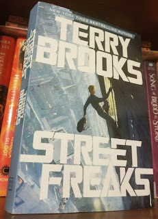 Street Freaks, Terry Brooks, InToriLex