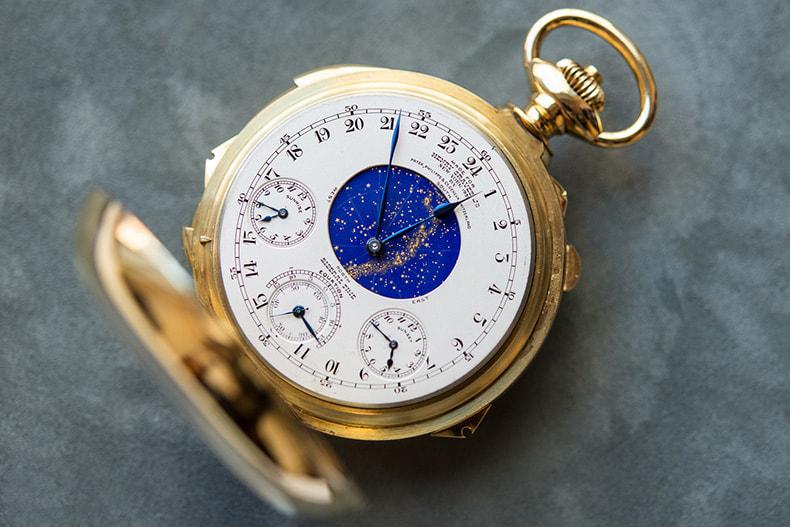 Топ самых дорогих часов в мире