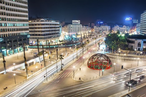 الجهوية 24 - البنك الدولي يقرض البيضاء 172 مليون يورو للتنمية الحضرية