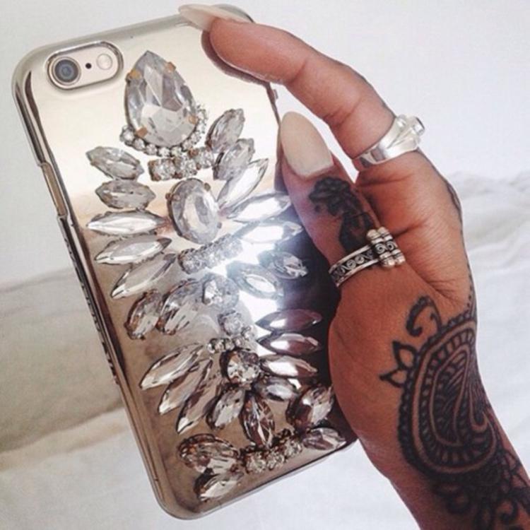 Henna Phone Case Iphone